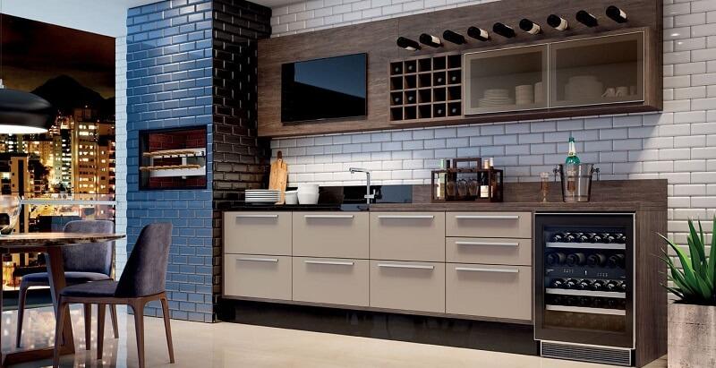 Armário de Cozinha Planejado e Decorado para Você