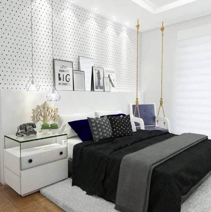 4 formas de decorar um quarto feminino apaixonante